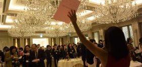 【イベント報告】2月12日バレンタイン・チャリティ・ディナーパーティー